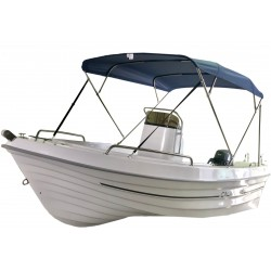 4 arch Bimini - Stainless steel
