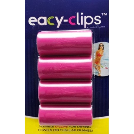 Eacy Clips for Round Tubing
