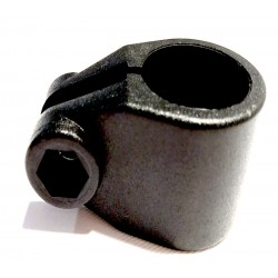 Nylon Knuckle 25mm (suits 25mm Tube)